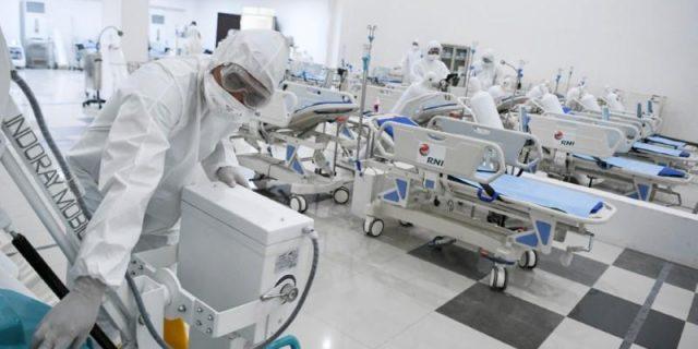 Sistem Kesehatan Indonesia Di Ambang Jurang Ketika Gelombang Coronavirus Tampak