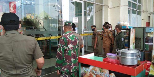 Sempat Viral, Mall CBD Ciledug Disegel Pemkot Tangerang