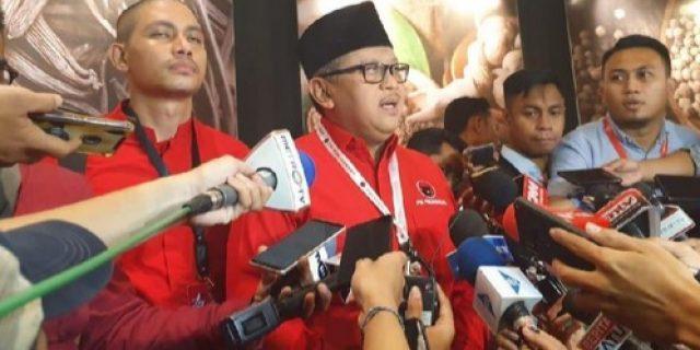 Sekjen PDIP Hasto Bantah Negoisasi KPU Soal Caleg PDIP
