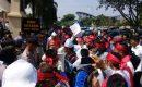 """Diduga Lakukan """"Kriminalisasi Pers"""",Aksi Solidaritas Pers Riau Serbu Polda Riau"""
