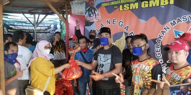 GMBI Distrik Kabupaten Bekasi Gelar Baksos Ketiga Kalinya Jelang Idul Fitri 1441 H-2020 M