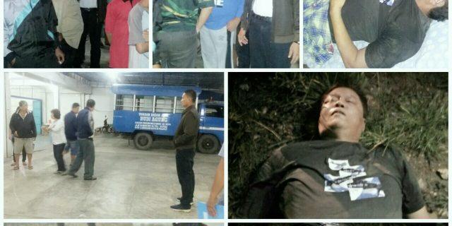 Sakit Jantung Minum Tuak,Rocky Tanadi Meninggal Dunia