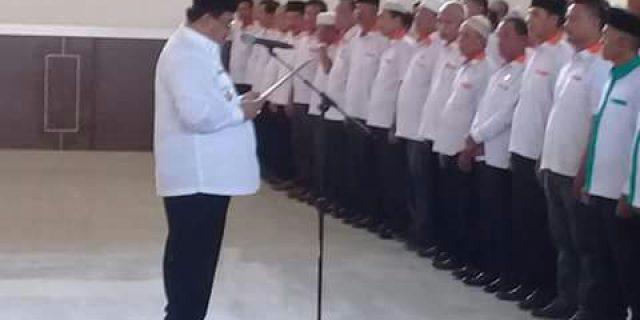 FPK dan FKDM Kecamatan se-Kabupaten Labura Resmi Dilantik dan Dikukuhkan Bupati Labura