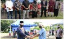 Lantamal lV Tanjungpinang Sembelih 21 Ekor Hewan Qurban