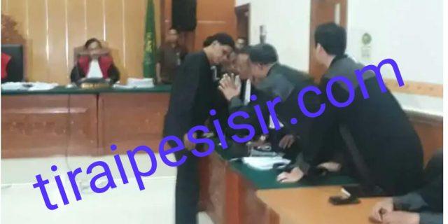 Dua Kali Hercules Mengamuk Di Pengadilan Jakarta Barat