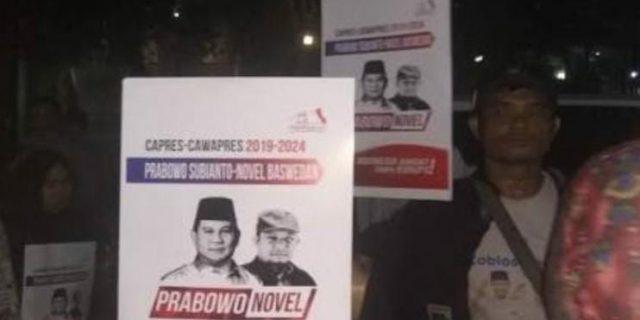 Ternyata Kompol Novel Baswedan Adalah Politikus Binaan Gerindra