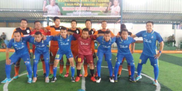 Tim FOOT BALL Binaan Frido Situmorang,Lolos ke Semi Final