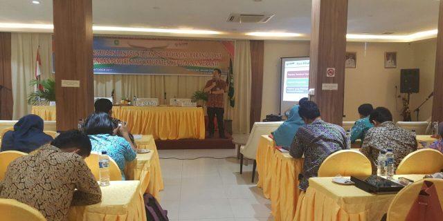 Kabag ULP : OPD Seharusnya Ikuti Bimtek Pengadaan Langsung & E-Puschasing Barang/Jasa