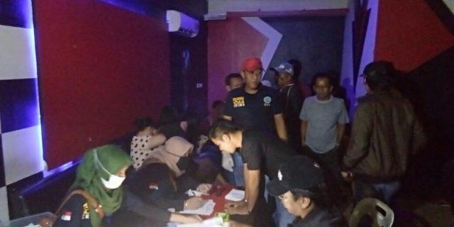 BNNP Riau Kembali Beraksi,3 Pujasera Nihil Konsumsi Narkoba, O2 Kedapatan Lagi