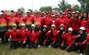 Wabup Labuhanbatu Berangkatkan 60 Atlit Ikuti Popdasu XIII di Padang Sidempuan