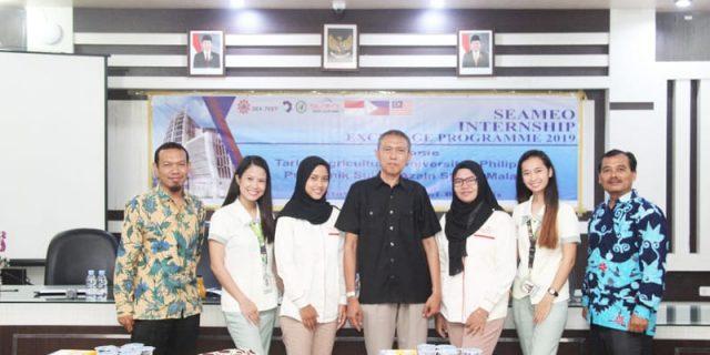 Politeknik Kabupaten Bengkalis,Terima Mahasiswa Magang dari Filipina dan Malaysia