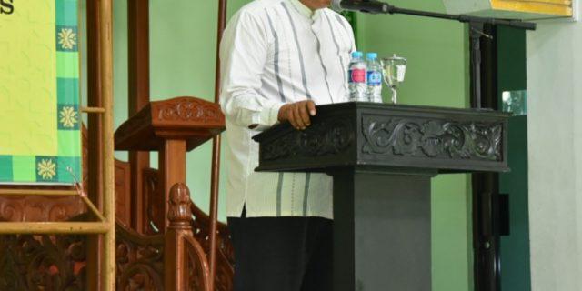 Ketua MUI Bengkalis H.Amrizal , Ajak Perangi Hoax