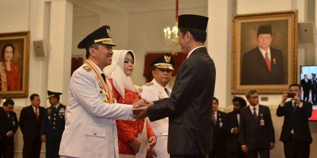Bupati Bengkalis Ucapkan Tahniah Atas Pelantikan Gubri Syamsuar dan Wagubri Edy Nasution