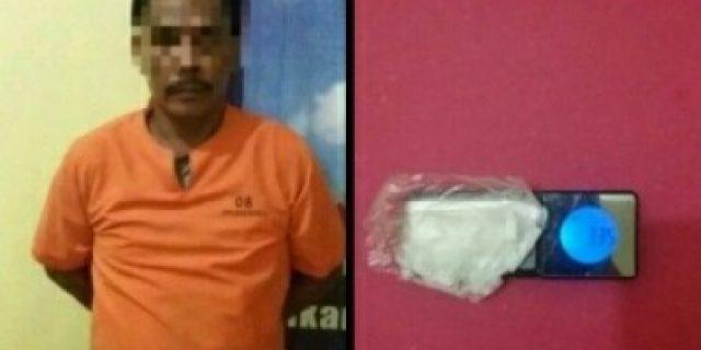 Akibat Sabu, Pria ini diamankan Polisi di Hotel Kent Rohil