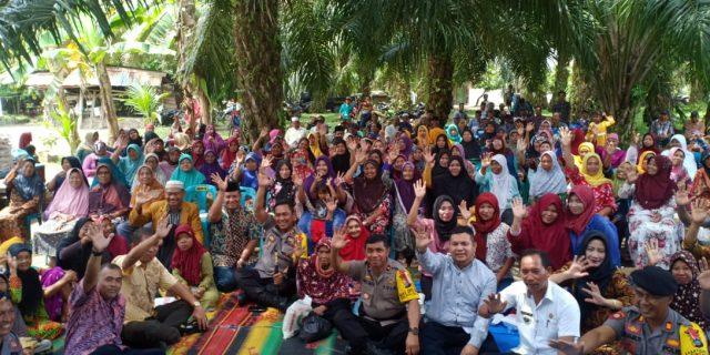 Kapolres Asahan : Kita Harus Cegah Paham Radikal Masuk ke Indonesia