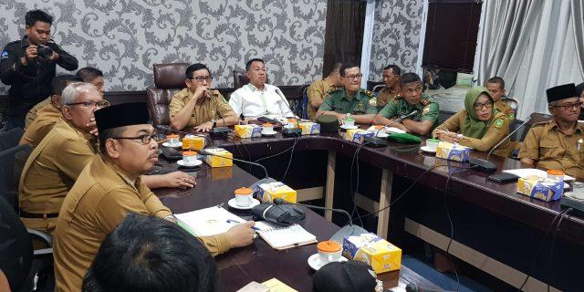 Tebing Tinggi Tuan Rumah MTQ Ke-XI Tingkat Kabupaten 2019, Di Masjid Agung Darul Ulum Selatpanjang