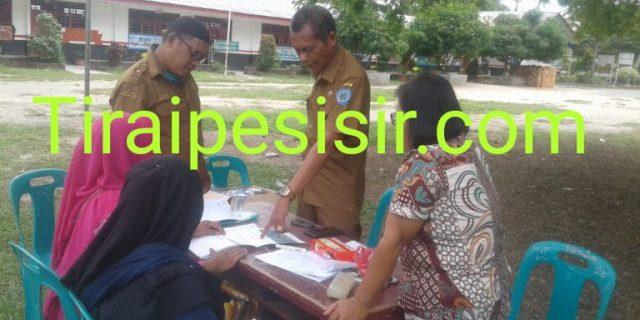 Kadisdik Kabupaten Labuhanbatu Monitoring Perkembangan PPDB Di Seluruh Sekolah TK, SD dan SMP