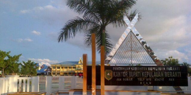Dana Reboisasi Kabupaten Meranti Mengalir Sampai Jauh,Bambang Bilang Roni Samudra Banyak Gunakan