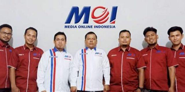 DPC MOI Meranti Utuskan 4 Pengurus Ikuti Rakernas Pertama di Jakarta