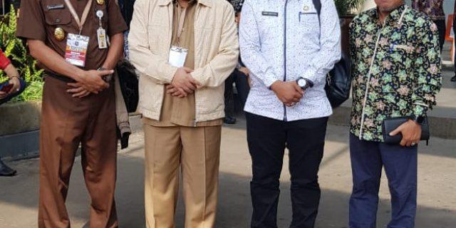 Bupati Meranti Ikuti Rakornas Indonesia Maju 2019 Bersama Presiden RI Joko Widodo