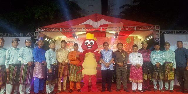 KPU Launching Maskot Pilkada Meranti 2020