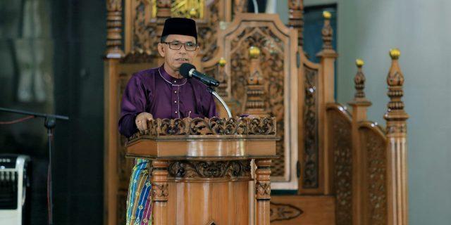 Asisten III Sekdakab Meranti Buka Latihan Manasik Haji, Doakan Seluruh Jemaah Calon Haji Meranti Bisa Berangkat Ke Mekah