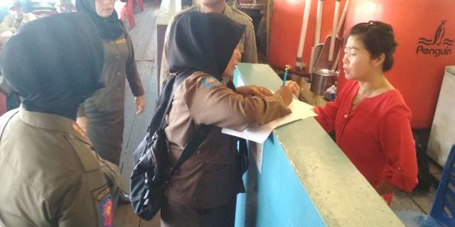 Hampir 10 Oknum Pegawai dan Honorer Terjaring Razia, Helfandi : Kita Kasi Datanya Ke BKD