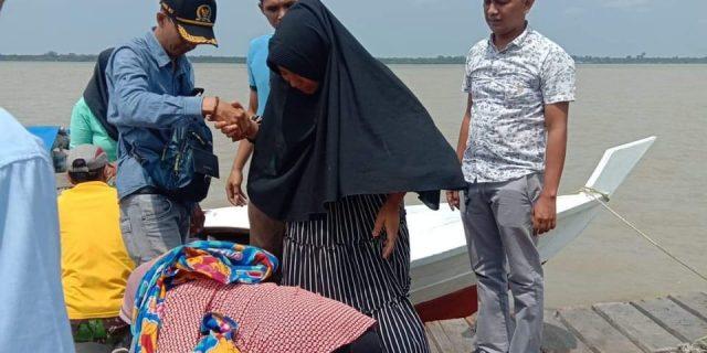Masyarakat Dapat Terbantu Berkat Ambulance Laut di Desa Baran Melintang