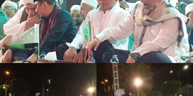 Dandim 0506 Tangerang Bersholawat Bersama Habib Syech Bin Abdul Qodir Assegaf