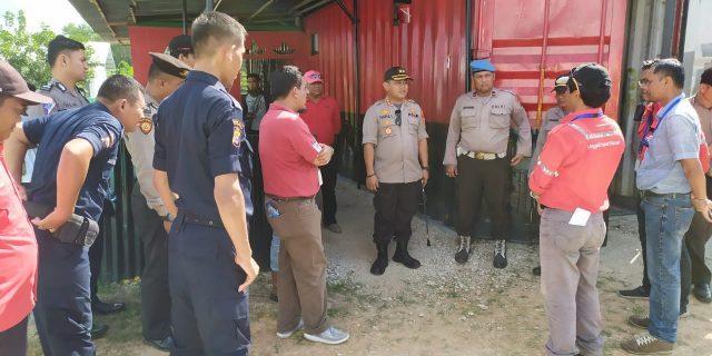 Kapolres Meranti Kunjungi PT.RAPP
