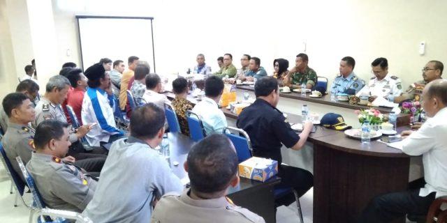 Rapat Persiapan Pengamanan Terkait Pelaksanaan Imlek Tahun 2020