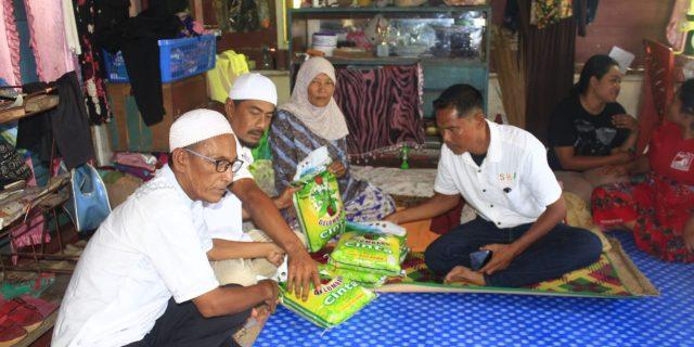 Sahabat H Asmar Kaget, Rumah Calon Penerima Santunan Diketahui Kemalingan