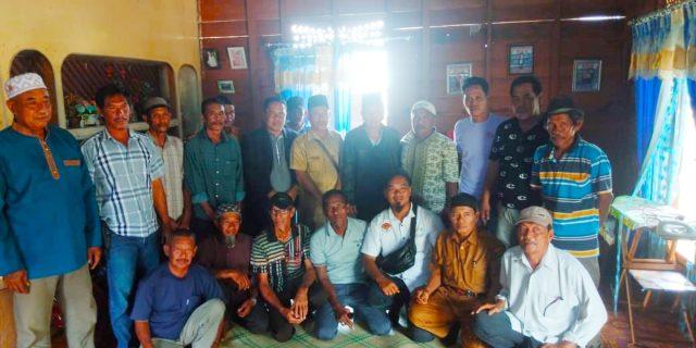 AKBP H Asmar di Sambut Hangat Masyarakat Desa Tanjung Gemuk