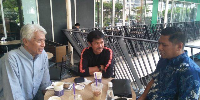 Hadirkan Indra Sjafri Di Final Taher Cup 1 Telukbelitung, Mahmuzin Taher Bawa Kabar Gembira Bagi Sepakbola Meranti
