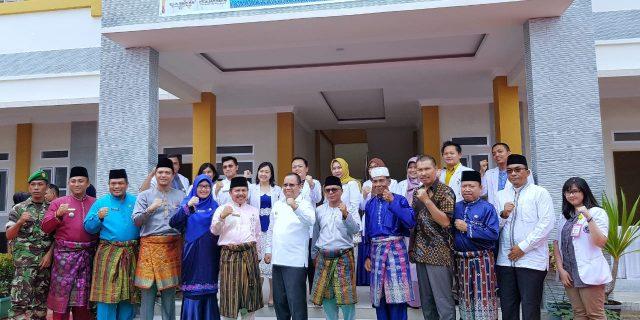 Bupati Irwan Resmikan 3 Gedung Fasilitas Kesehatan Representatif, Tekankan Peningkatan Fasilitas Harus Seimbang Dengan Performa Pelayanan