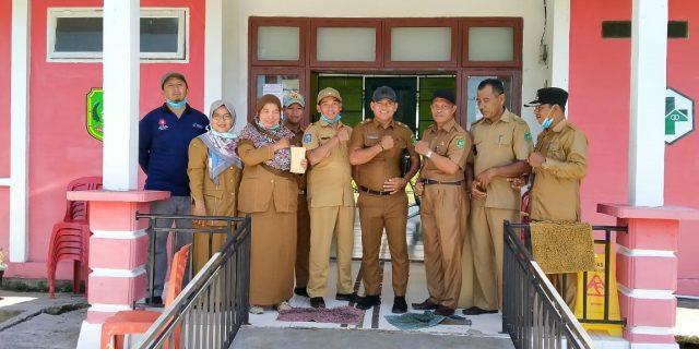 Beri Bantuan, FKD Pulau Merbau Tekankan Perlunya Safety Bagi Pahlawan Medis