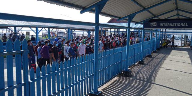 Hentikan Pembuangan TKI ke Meranti, Bupati Irwan Desak Buka Jalur Melaka-Dumai
