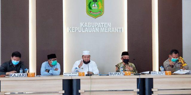 Ramadhan Nanti, Pemkab Meranti Tetap Perbolehkan Warganya Sholat Tarawih di Masjid, Tapi Wajib Patuhi Aturan Ini