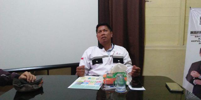 Imbangi Akses SMT Logistik, Mahmuzin Taher Siap Bantu UMKM Kepulauan Meranti
