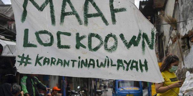 Dua Positif Covid, Desa Bandul Lockdown Wilayah
