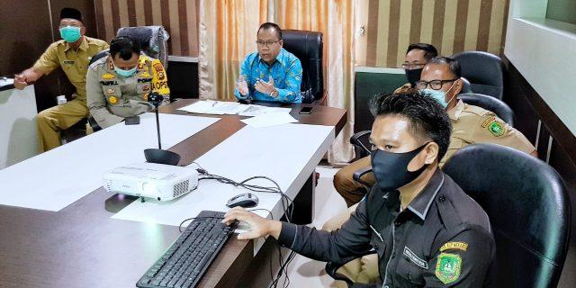 Jadi Nara Sumber Seminar Nasional Webinar Pembangunan Industri Berbasis Sagu, Bupati Irwan Usul Perum Bulog Harus Masuk Bisnis Sagu