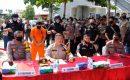 Kunjungi TKP Pengungkapan Sabu 24 Kg, Kapolda Riau Ajak Warga Perangi Narkoba