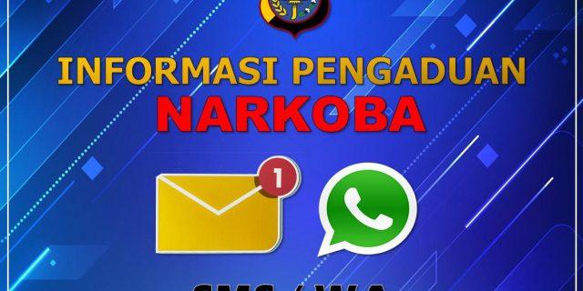 Polda Riau Buka Call Center Layanan Online Informasi dan Pengaduan Narkoba