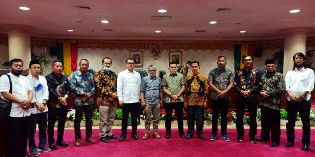 Banggar DPRD Meranti Konsultasi ke DPRD Provinsi Riau