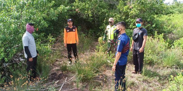 Didalam Menghadapi Covid-19, Bhabinsa Tetap Laksanakan Patroli Rutin Demi Cegah Karlahut