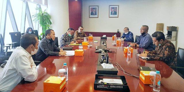 Atasi Pemadaman Bergilir Listrik PLN di Kecamatan Merbau, Bupati Irwan Gelar Pertemuan Dengan Managemen PT. EMP Malacca Strait