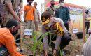 Dukung Program Ketahanan Pangan Nasional, Kapolda Riau Lounching Jaga Kampung