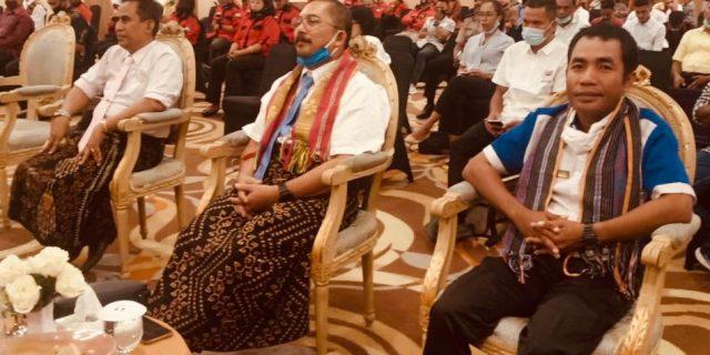 Lebarkan Sayap Organisasi, Ketua Umum DPP MOI Lantik Pengurus DPW MOI NTT