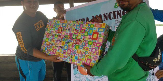 Hari Bhakti Adhyaksa ke 60, Kejari Kepulauan Meranti Gelar Lomba Mancing