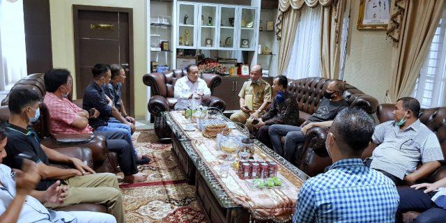 Perum Bulog Riau-Kepri Kunjungi Meranti